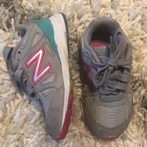 Toddler New Balance Shoes